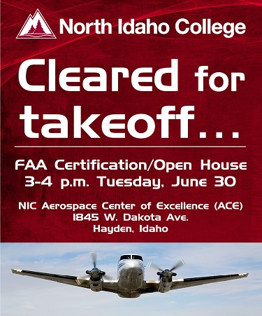 FAA Certification Open House