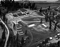 North Idaho Junior College Under Construction